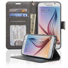 Samsung Galaxy S6 Wallet Case - Navor