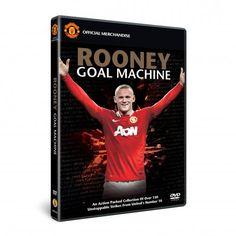 Manchester United: Rooney Goal Machine