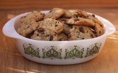 #Vegan perfect chocolate chip #cookies. recipe on  www.eat-cookies.com [hebrew]