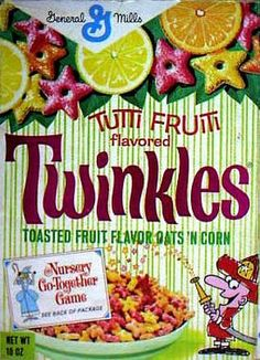 Twinkles cereal