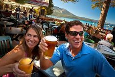 Best Bars in Lake Tahoe on the Waterfront - Thrillist