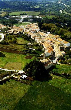 Sant'Angelo del Pesco, Isernia,the Province of Isernia, Molise region Italy