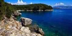 Пляж Ялискари Corfu Island, Beaches, Greece, Explore, Water, Outdoor, Greece Country, Gripe Water, Outdoors