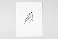 Deckchair Print