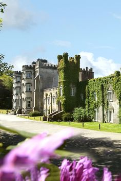 Ballyseede is Kerry's only castle hotel