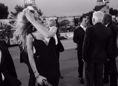 Behind-the-Scenes Portraits from the Venice Film Festival