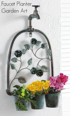 Garden Art Inspiration