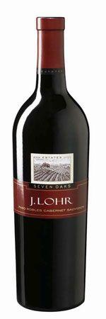 Voted best affordable Cabernet Sauvignon by Red Wine's fans on Facebook: J. Lohr Seven Oaks Cabernet Sauvignon 2010
