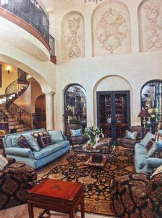 Amazing living room! Just beautiful!