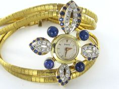 Antique Piaget 18Kt Yellow Gold Watch by MorningstarsJewelers, $7995.00