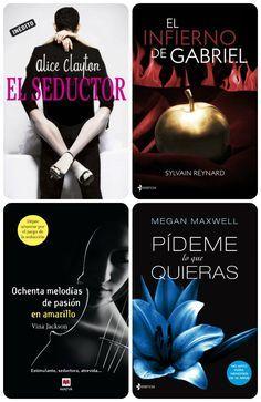 Libros que te gustarán más que 50 Sombras de Grey | ActitudFEM