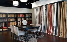 DrapeStyle Costa Mesa Custom Curtain Showroom