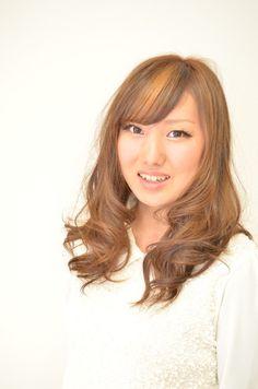 みかえりびじん2013 Long Hair Styles, Beauty, Cosmetology, Long Hair Cuts, Beauty Illustration, Long Hairstyles, Long Hairstyle, Long Haircuts