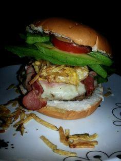#Yummy #Hamburgesa