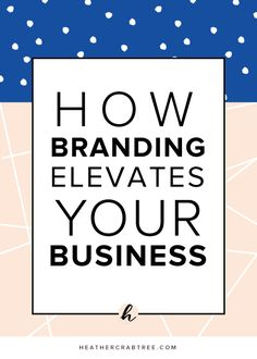 How Branding Elevate