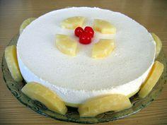 Receitas práticas de culinária: Semifrio de ananás
