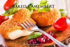 Baked Camembert - http://www.thinkarete.com/baked-camembert/