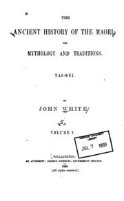 Maori religion and mythology. Illustrated by translations of traditions, karakia, &c., to which are added notes on Maori tenure of land : Shortland, Edward, 1812-1893 : Free Download, Borrow, and Streaming : Internet Archive Ancient History, The Borrowers, Mythology, Religion, Archive, Notes, Internet, Ads, Illustration