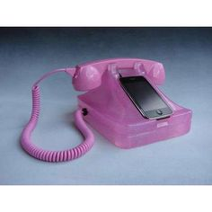 iRetrofone Classic Pink by freelandstudios on Etsy