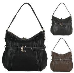 Korean street fashion handbags for women. Genuine cowhide leather hobo  purses dfd14395184f8