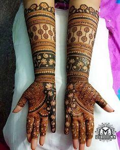 Best mehndi/henna design inspiration for your wedding functions. Basic Mehndi Designs, Arabic Bridal Mehndi Designs, Engagement Mehndi Designs, Floral Henna Designs, Mehndi Designs For Girls, Mehndi Designs For Beginners, Mehndi Designs For Fingers, Mehndi Design Photos, Latest Mehndi Designs