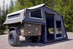 Basecamp just became portable thanks the Journey Trailer. The Journey is the perfect solution for someone looking for a lightweight storage trailer with the ability to accommodate a large family or…