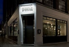Chef Ollie Dabbous, owner of Dabbous, the hottest restaurant in London gives an insider's peek into where to eat, shop and hangout in London's Fitzrovia neighborhood.
