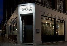 Dabbous - 39 Whitfield Street, London, W1T 2SF