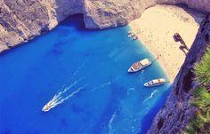 Zakynthos Island Greece #TakeMeHere