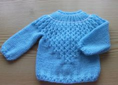 New Knitting Patterns Boys Baby Ideas Baby Boy Knitting Patterns, Baby Sweater Patterns, Baby Cardigan Knitting Pattern, Knit Baby Sweaters, Toddler Sweater, Knitted Baby Clothes, Knitting For Kids, Knitting Designs, Free Knitting