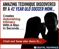 Soccer Moms dirty talk secret that drives men wild