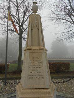 monumento ai martiri carbonari del 1821 realizzato nel 1867
