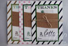 Template for teacher appreciation Starbucks gift card.