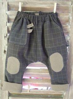 Baby Clothing Sarouel , Kostenlose Schnittmuster