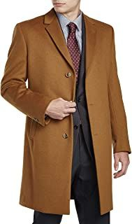 men overcoat long.... Kenneth Cole Remy Overcoat 60% wool/40% polyester; 100% polyester lining classic style with this soft, wool-blend coat Detailed with notched lapels Button front Welt handwarmer pockets Center back vent for ease of movement Man's Overcoat, Hand Warmers, Wool Blend, Classic Style, Cashmere, Suit Jacket, Jackets, Men, Outfits