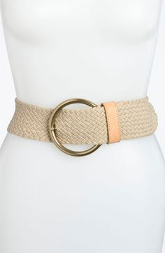 Sperry Top-Sider® Braided Belt available at Nordstrom