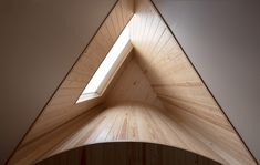 Rever & Drage marks Norwegian Scenic Routes stop with triangular toilet Infrastructure Architecture, Norway Landscape, Arch Light, Wooden Cabins, Large Windows, Interior Lighting, Toilet, Stairs, Architects