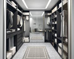 How To Come Up With A Custom-made Closet Design - Homemidi Wardrobe Room, Wardrobe Design Bedroom, Master Bedroom Closet, Master Bedrooms, Walk In Closet Design, Closet Designs, Dream Home Design, Home Interior Design, Room Interior
