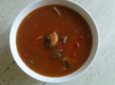 Strogonow - Przepis na Strogonow - Mojegotowanie.pl Thai Red Curry, Pudding, Ale, Ethnic Recipes, Desserts, Food, Tailgate Desserts, Deserts, Puddings