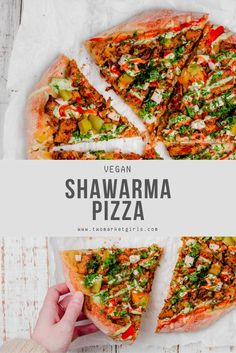 Check out the link for the best pizza recipes by top chefs. Vegan Pizza Recipe, Healthy Pizza Recipes, Vegetarian Recipes Dinner, Vegan Dinners, Vegan Recipes, Vegetarian Sandwiches, Going Vegetarian, Vegetarian Breakfast, Vegetarian Cooking