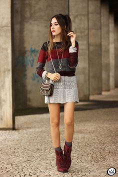 20 Ways to Wear Sweaters in the Spring | StyleCaster