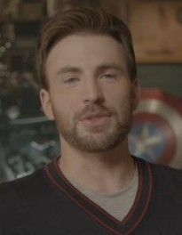 Chris Evans Captain America 2 Real Heroes Skype Video Message - Cosmic Book News