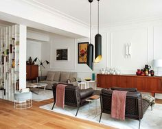 Eclectic Interior Inspiration