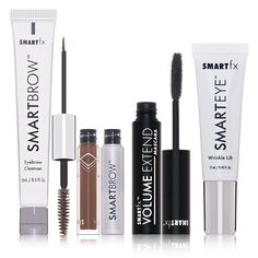 Anti-aging doesn't just have to mean creams and serums. What about your eyes, they're the windows to your soul, right? The Youthful Eye Set from SmartFX enhances the appearance of the entire eye contour, amplifying your lashes and brows, plus giving a little love to those under-eye circles and dullness, too. #parabenfree