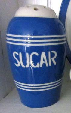 Bretby Sugar Shaker