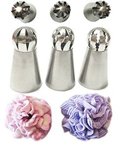 Image result for russian tips cupcakes
