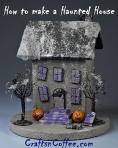 spooky house diy - Bing Images