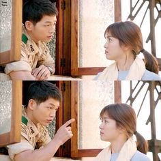 Descendants of the sun #Ep9