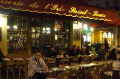 Ilha de Saint Louis, Paris