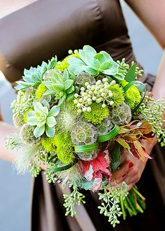 Stunning Greens :: Bloomster's Floral Designs